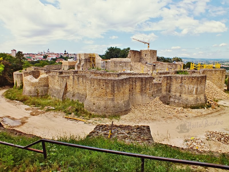 cetatea suceava iulie 2013