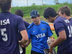 Santiago Gómez Cora, Head Coach de Los Pumas 7s
