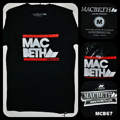 Kaos Surfing MACBETH Kode MCB67