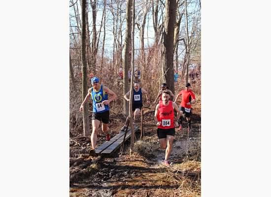 Merrimack River trail race