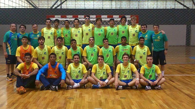 Brasil juvenil: Otro equipo con mucha altura | Mundo Handball Multimedia