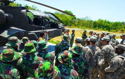Kagum, Ranger Amerika Serikat Ingin Berguru Dengan TNI AD