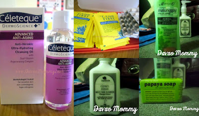 Sample Room, Celeteque, C-Lium, Moringga, Papaya Soap, Leyende