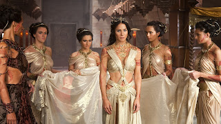 Dejah Thorris Lynn Collins Bride Wedding Ceremony HD Wallpaper