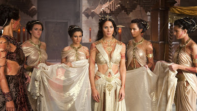 Dejah Thorris Lynn Collis Bride Wedding Ceremony HD Wallpaper
