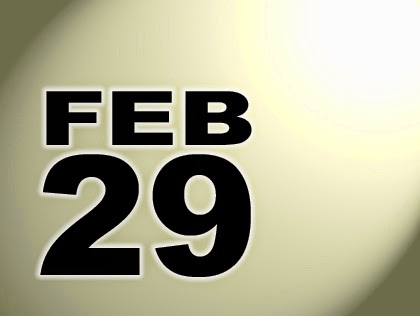 Image result for leap year feb 29