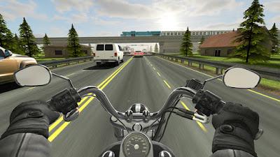Traffic Rider - Game Simulasi Berkendara Motor Yang Lagi Di Gandrungi