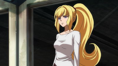 4. Kudelia Aina Bernstein (Gundam: Iron-Blooded Orphans)