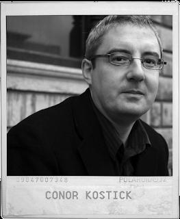 Conor Kostick, sobre o autor