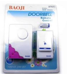 Buy Baoji Wireless Doorbell-32 musics at Rs. 163 only