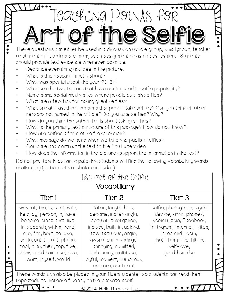text structure practice worksheets