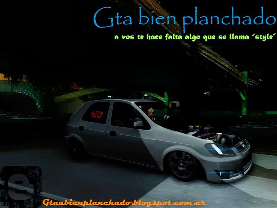 Gta Bien Planchado #2