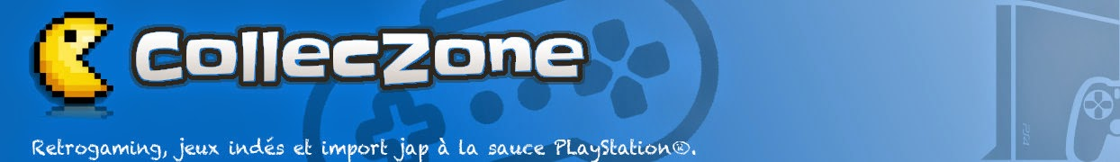 CollecZone - Le blog d'un type qui aimait les jeux vidéo ...