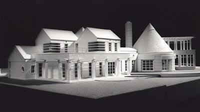 Model house maker