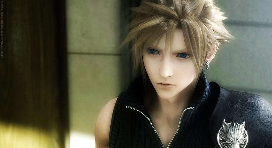 Image Lair: Cloud Strife | Final Fantasy VII:Advent Children (Pt.2)