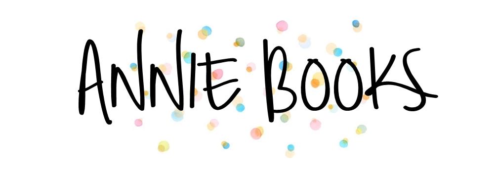 Annie Books: Blog literario