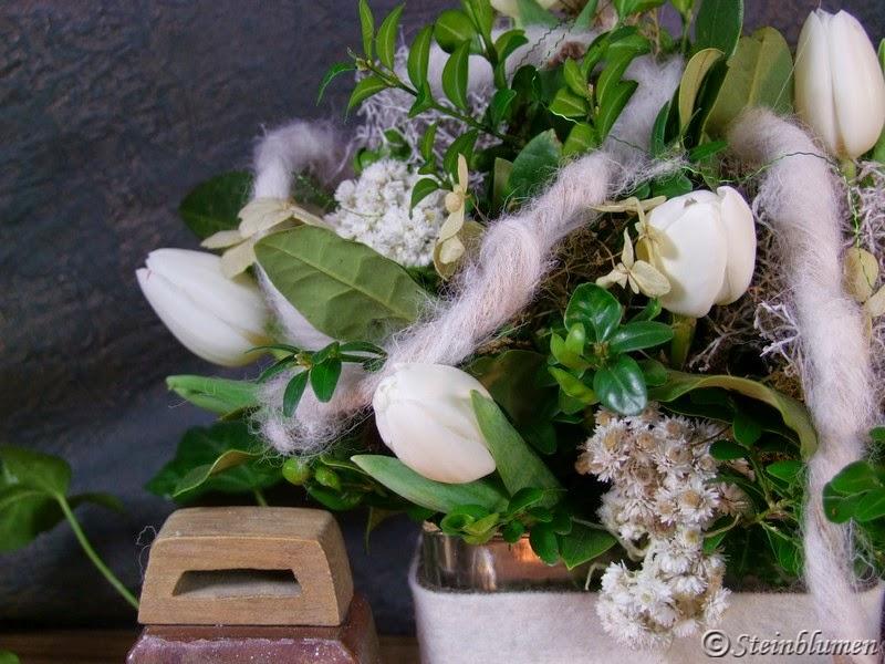 tulpen und filz