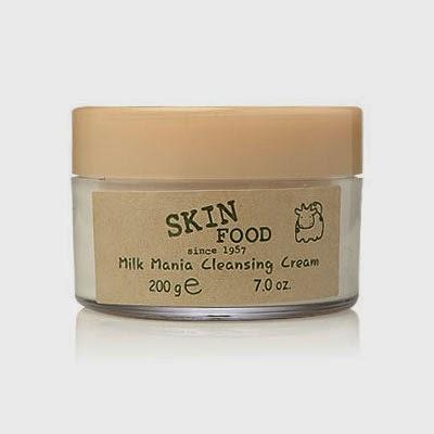 Skinfood Milk Mania Cleansing Cream