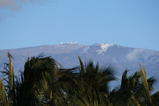 Mauna Kea Observatory at 13K feet