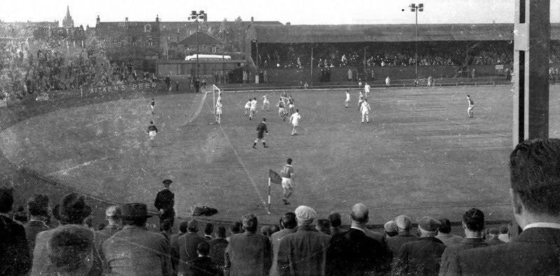 Old scottish football third lanark v airdrieonians 1960s for Best old pictures