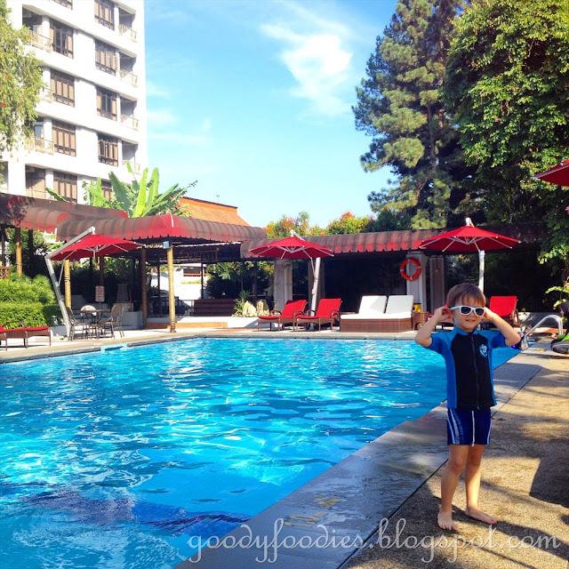 Highland Resort Hotel Spa Thomas Room