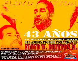 Floyd Britton ¡Revolución!