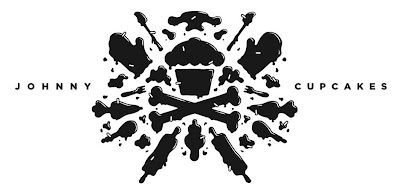 "Johnny Cupcakes ""Inked Crossbones"" T-Shirt"