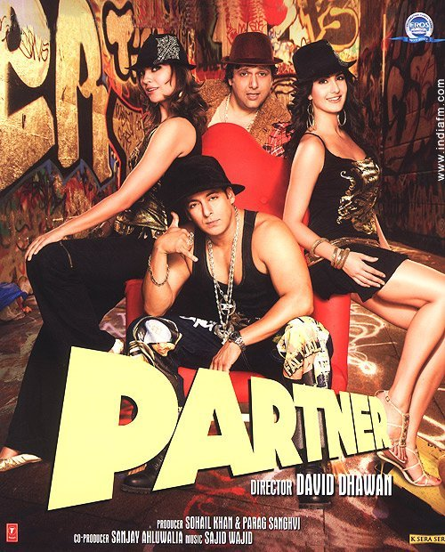 Partner : Lyrics and video of Songs from the Movie Partner ...