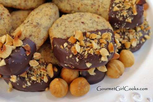Hazelnut-Cookies
