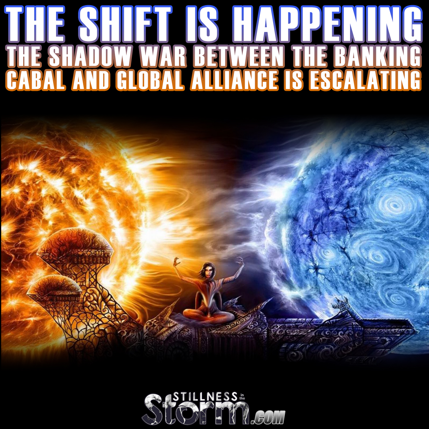 global shift Something is happening it's undeniable, impossible to describe and whatever it  is, it's manifesting into an intense and palpable energy,.
