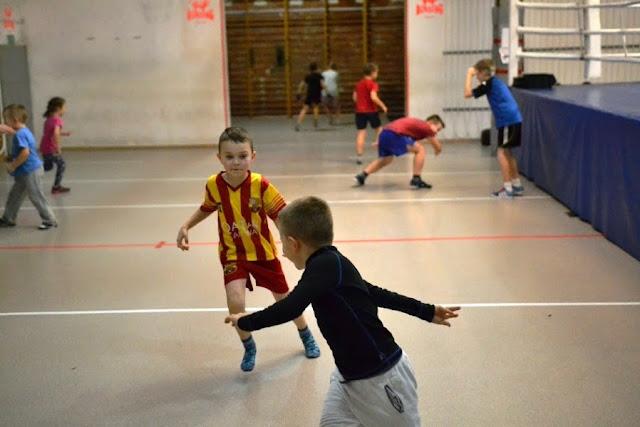 Akademia Zwycięzcy w SKF BOKSING Zielona Góra - aktywność fizyczna dla najmłodszych!
