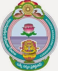 ANU PGCET Notification 2014