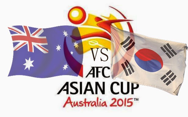 live streaming Final Piala Asia 2015 Australia Vs Korea Selatan