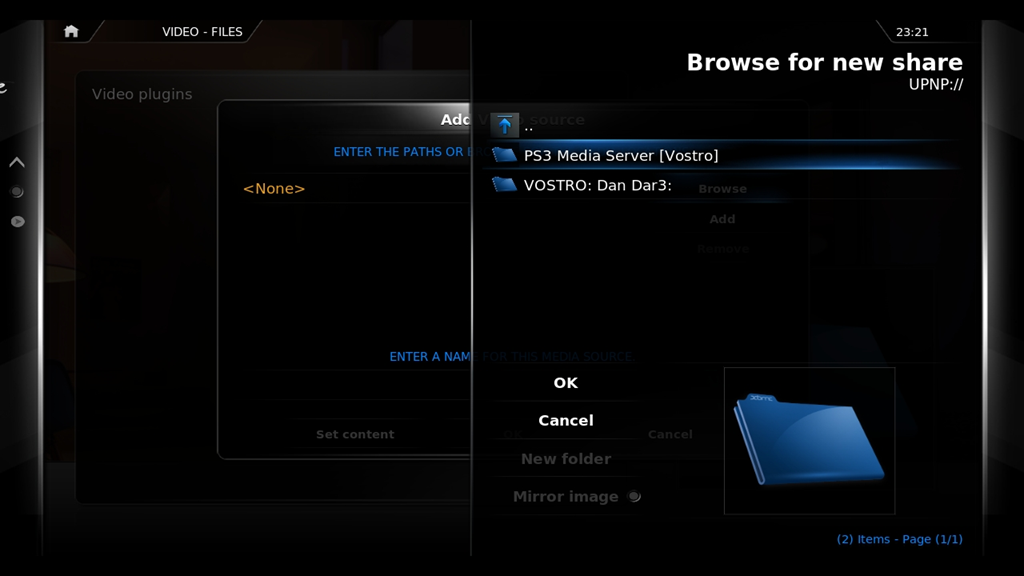 Dan Dar3: PS3 Media Server streaming & transcoding to XBMC for Xbox