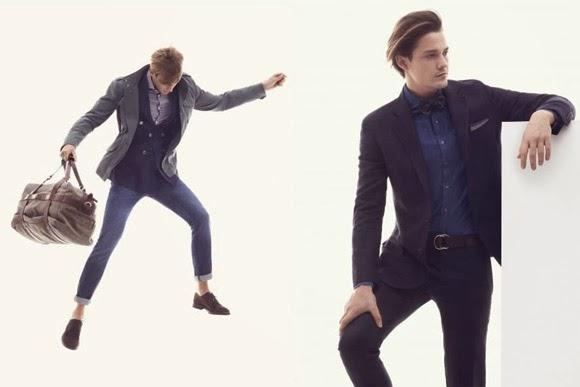 Brunello Cucinelli 2014 İlkbahar Yaz Erkek Modası