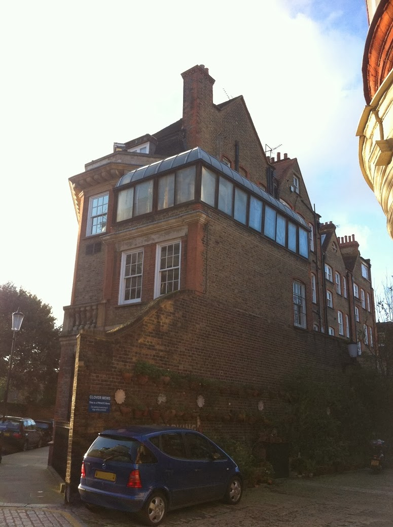 Clover Mews, London SW3