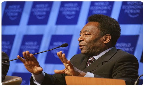 Pele: Chile has a good team