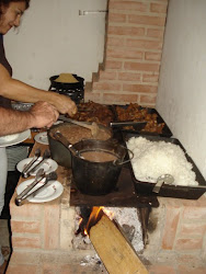 RANCHO POMPÉIA,CAFÉ CAIPIRA E ALMOÇO C/HORA MARCADA