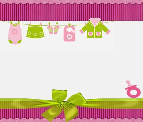 Fondos para baby shower rosas - Imagui