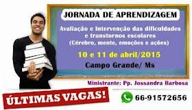 JORNADA DE APRENDIZAGEM