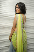 Adah sharma glam pics in saree-thumbnail-2