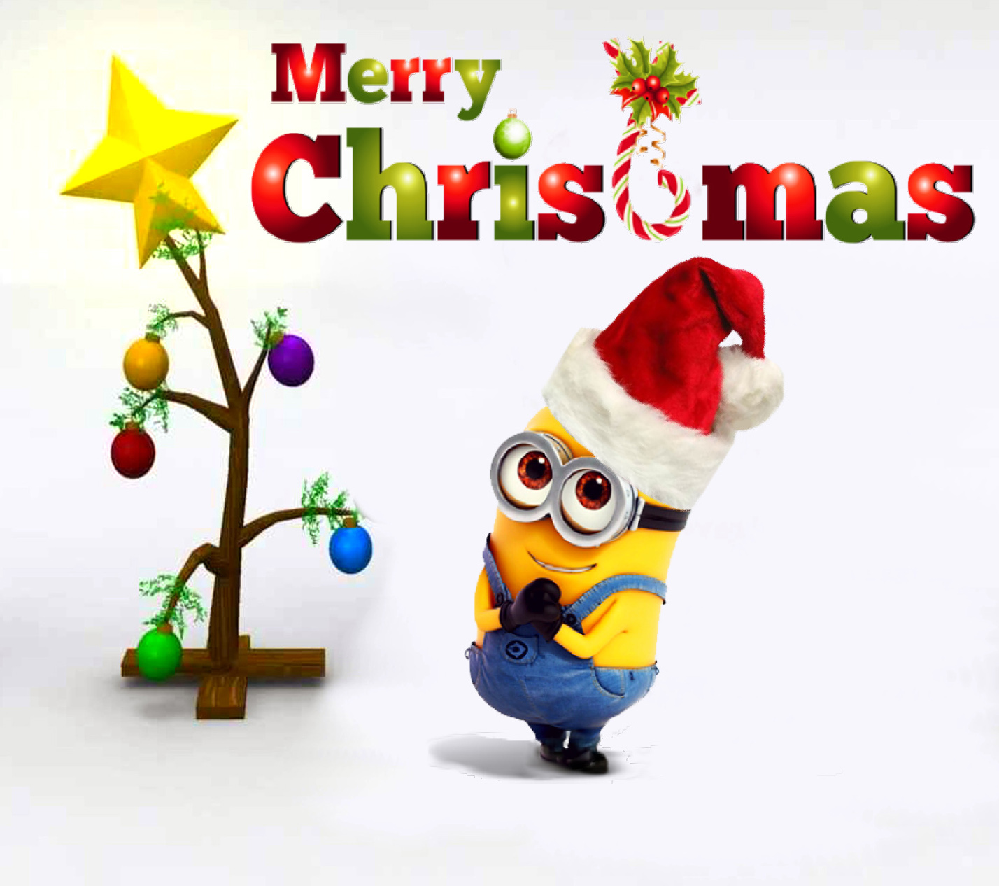 1000+ images about Minion Christmas on Pinterest | Funny ...