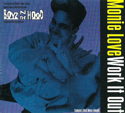 Monie Love – Work It Out (CDM) (1991) (256 kbps)