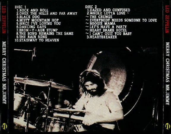 led zeppelin 1972 12 23 london guitars101 guitar forums - Led Zeppelin Christmas