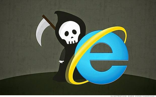Internet Explorer Harus Mati, Benarkah?