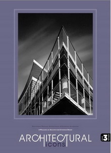 ARCHITECTURAL ICONS: 3ο ΤΕΥΧΟΣ ΗΛΕΚΤΡΟΝΙΚΟΥ ΠΕΡΙΟΔΙΚΟΥ ΑΡΧΙΤΕΚΤΟΝΙΚΗΣ ΑΠΟ ΤΗΝ ΚΥΠΡΟ