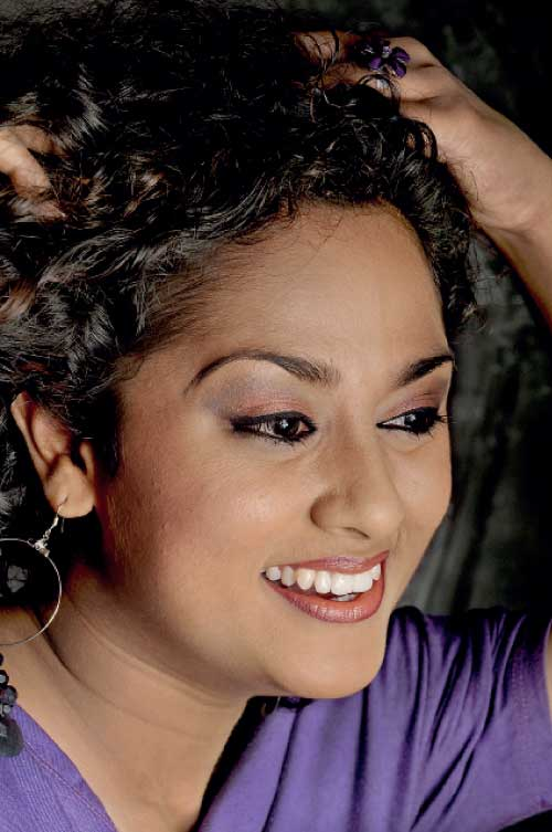 Sri Lankan Hot  Film Actress - Nilanthi Dias