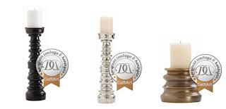 katalog kerajinan tembaga candle holder