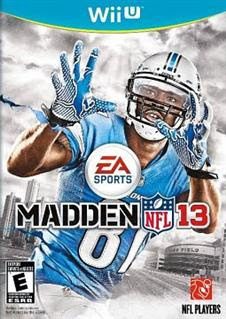 Madden NFL 13   Nintendo Wii