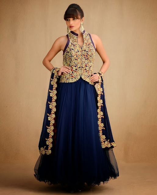 Top designer wedding dresses 2013 14 beautiful indian dresses